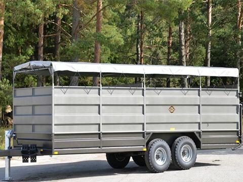 Djurtransportvagn