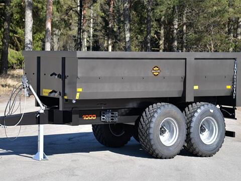 Dumpervagn