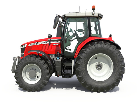 Massey Fergusin 6700S