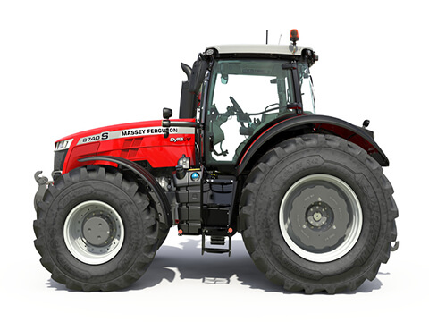 Massey Ferguson 8700S