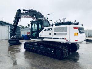 NY montering HMK 300